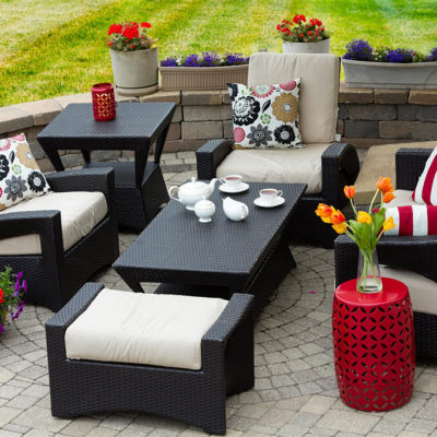 Outdoor Fabrics: Finding the Best Fabric for Patio Chairs