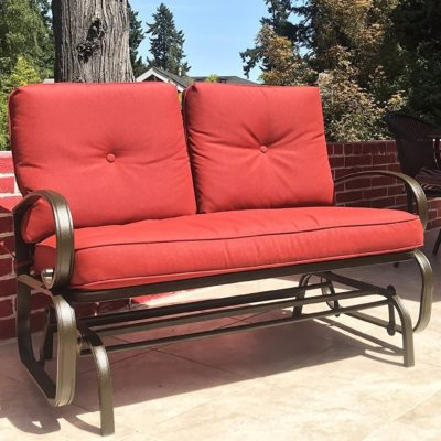 Patio Makeover: Outdoor Loveseat Glider – The Complete Buyer's Guide