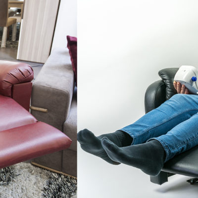 Power Recliners vs Manual Recliners